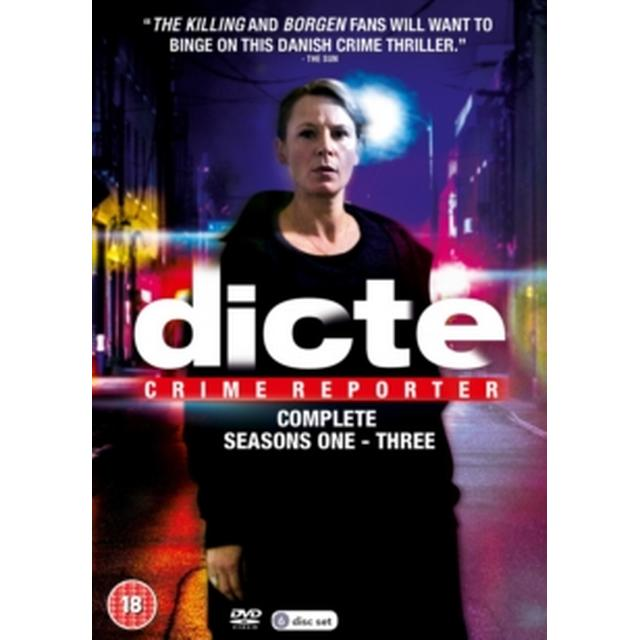 Dicte - Complete Seasons 1-3 [DVD]